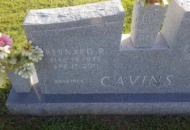CAVINS, BERNARD RAY - Union County, Kentucky   BERNARD RAY CAVINS - Kentucky Gravestone Photos