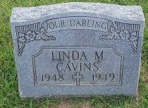 CAVINS, LINDA M - Union County, Kentucky | LINDA M CAVINS - Kentucky Gravestone Photos