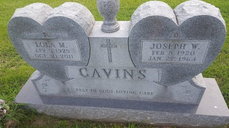 CAVINS, LOLA M - Union County, Kentucky   LOLA M CAVINS - Kentucky Gravestone Photos