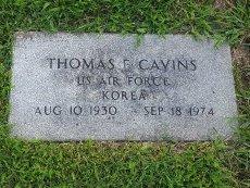 CAVINS (VETERAN KOR), THOMAS E - Union County, Kentucky | THOMAS E CAVINS (VETERAN KOR) - Kentucky Gravestone Photos