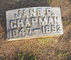 CHAPMAN, JAME P - Union County, Kentucky | JAME P CHAPMAN - Kentucky Gravestone Photos