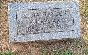 TAYLOR CHAPMAN, LENA - Union County, Kentucky   LENA TAYLOR CHAPMAN - Kentucky Gravestone Photos