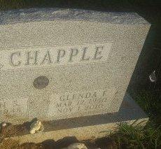 CHAPPLE, GLENDA F - Union County, Kentucky | GLENDA F CHAPPLE - Kentucky Gravestone Photos