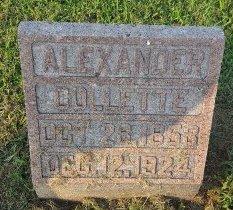 COLLETTE, ALEXANDER - Union County, Kentucky | ALEXANDER COLLETTE - Kentucky Gravestone Photos