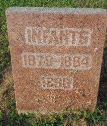 COLLETTE, INFANTS - Union County, Kentucky | INFANTS COLLETTE - Kentucky Gravestone Photos