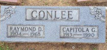 CONLEE, CAPITOLA G - Union County, Kentucky | CAPITOLA G CONLEE - Kentucky Gravestone Photos