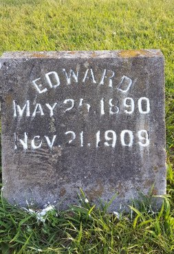 DRURY, EDWARD - Union County, Kentucky | EDWARD DRURY - Kentucky Gravestone Photos