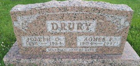 DRURY, JOSEPH O - Union County, Kentucky | JOSEPH O DRURY - Kentucky Gravestone Photos