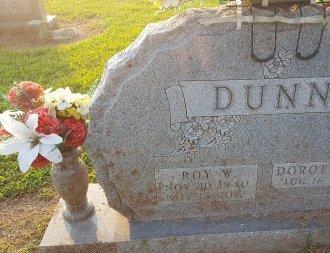 DUNN, ROY W - Union County, Kentucky | ROY W DUNN - Kentucky Gravestone Photos