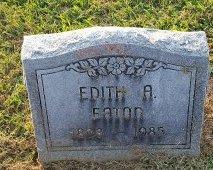 EATON, EDITH A - Union County, Kentucky | EDITH A EATON - Kentucky Gravestone Photos