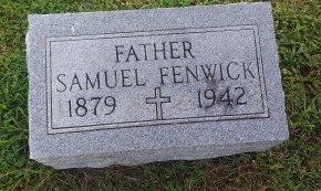 FENWICK, SAMUEL - Union County, Kentucky | SAMUEL FENWICK - Kentucky Gravestone Photos