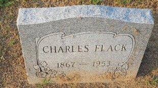 FLACK, CHARLES - Union County, Kentucky | CHARLES FLACK - Kentucky Gravestone Photos