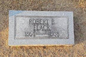 FLACK, ROBERT B - Union County, Kentucky   ROBERT B FLACK - Kentucky Gravestone Photos