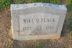 FLACK, WILL O - Union County, Kentucky | WILL O FLACK - Kentucky Gravestone Photos