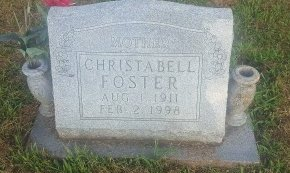 FOSTER, CHRISTA BELL - Union County, Kentucky | CHRISTA BELL FOSTER - Kentucky Gravestone Photos