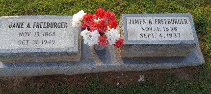 FREEBURGER, JAMES H - Union County, Kentucky | JAMES H FREEBURGER - Kentucky Gravestone Photos