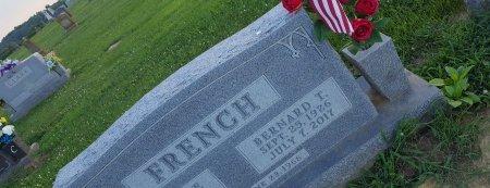 FRENCH, BERNARD T - Union County, Kentucky   BERNARD T FRENCH - Kentucky Gravestone Photos