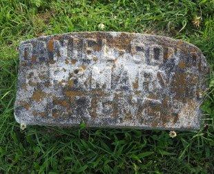 FRENCH, DANIEL - Union County, Kentucky | DANIEL FRENCH - Kentucky Gravestone Photos