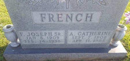 FRENCH, FRANCIS JOSEPH - Union County, Kentucky | FRANCIS JOSEPH FRENCH - Kentucky Gravestone Photos