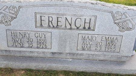 FRENCH, HENRY GUY - Union County, Kentucky | HENRY GUY FRENCH - Kentucky Gravestone Photos