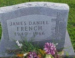 FRENCH, JAMES DANIEL - Union County, Kentucky | JAMES DANIEL FRENCH - Kentucky Gravestone Photos