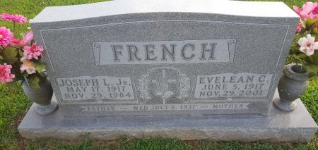 FRENCH, EVELEAN - Union County, Kentucky | EVELEAN FRENCH - Kentucky Gravestone Photos