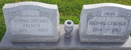 FRENCH, NORMA - Union County, Kentucky | NORMA FRENCH - Kentucky Gravestone Photos