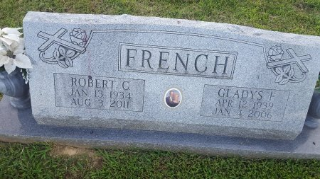 FRENCH, ROBERT C - Union County, Kentucky | ROBERT C FRENCH - Kentucky Gravestone Photos