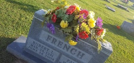 FRENCH, ROBERT L - Union County, Kentucky | ROBERT L FRENCH - Kentucky Gravestone Photos