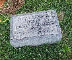 FRENCH, SUZANNE MARIE - Union County, Kentucky   SUZANNE MARIE FRENCH - Kentucky Gravestone Photos