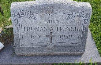 FRENCH, THOMAS A - Union County, Kentucky | THOMAS A FRENCH - Kentucky Gravestone Photos