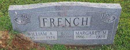 FRENCH, MARGARET M - Union County, Kentucky | MARGARET M FRENCH - Kentucky Gravestone Photos