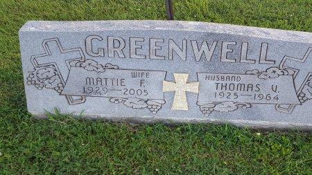 GREENWELL, THOMAS  - Union County, Kentucky | THOMAS  GREENWELL - Kentucky Gravestone Photos