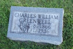 GREENWELL, CHARLES WILLIAM - Union County, Kentucky | CHARLES WILLIAM GREENWELL - Kentucky Gravestone Photos