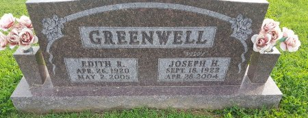 GREENWELL, JOSEPH H - Union County, Kentucky   JOSEPH H GREENWELL - Kentucky Gravestone Photos