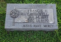 GREENWELL, FRANCIS H - Union County, Kentucky | FRANCIS H GREENWELL - Kentucky Gravestone Photos
