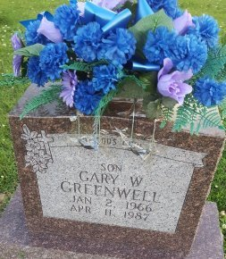 GREENWELL, GARY W - Union County, Kentucky   GARY W GREENWELL - Kentucky Gravestone Photos