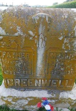 GREENWELL, FLORIE - Union County, Kentucky | FLORIE GREENWELL - Kentucky Gravestone Photos