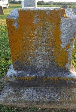 GREENWELL, MARY ETHEL - Union County, Kentucky   MARY ETHEL GREENWELL - Kentucky Gravestone Photos