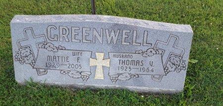 GREENWELL, MATTIE F. - Union County, Kentucky | MATTIE F. GREENWELL - Kentucky Gravestone Photos
