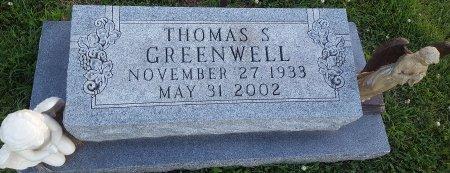 GREENWELL, THOMAS S. - Union County, Kentucky   THOMAS S. GREENWELL - Kentucky Gravestone Photos