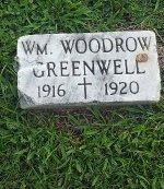 GREENWELL, WILLIAM WOODROW - Union County, Kentucky   WILLIAM WOODROW GREENWELL - Kentucky Gravestone Photos