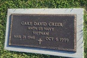 GREER (VETERAN VIET), GARY DAVID - Union County, Kentucky | GARY DAVID GREER (VETERAN VIET) - Kentucky Gravestone Photos