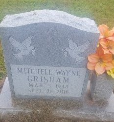 GRISHAM, MITCHELL WAYNE - Union County, Kentucky   MITCHELL WAYNE GRISHAM - Kentucky Gravestone Photos