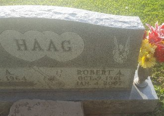 HAAG, ROBERT A - Union County, Kentucky | ROBERT A HAAG - Kentucky Gravestone Photos