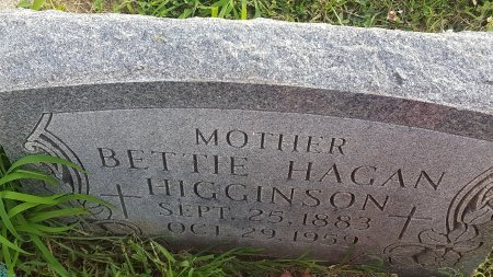 HAGAN, BETTIE - Union County, Kentucky | BETTIE HAGAN - Kentucky Gravestone Photos