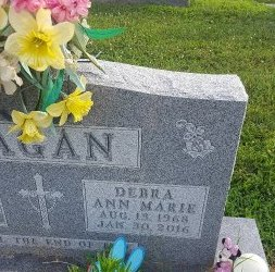 HAGAN, DEBRA ANN MARIE - Union County, Kentucky | DEBRA ANN MARIE HAGAN - Kentucky Gravestone Photos