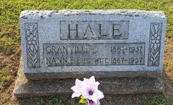 HALE, GRANVILLE - Union County, Kentucky | GRANVILLE HALE - Kentucky Gravestone Photos