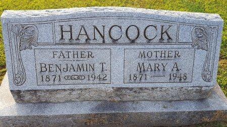 HANCOCK, MARY A - Union County, Kentucky | MARY A HANCOCK - Kentucky Gravestone Photos