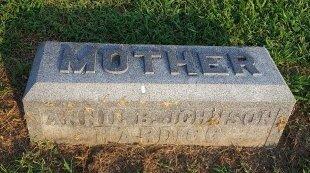 HARDIGG, ANNIE B - Union County, Kentucky   ANNIE B HARDIGG - Kentucky Gravestone Photos